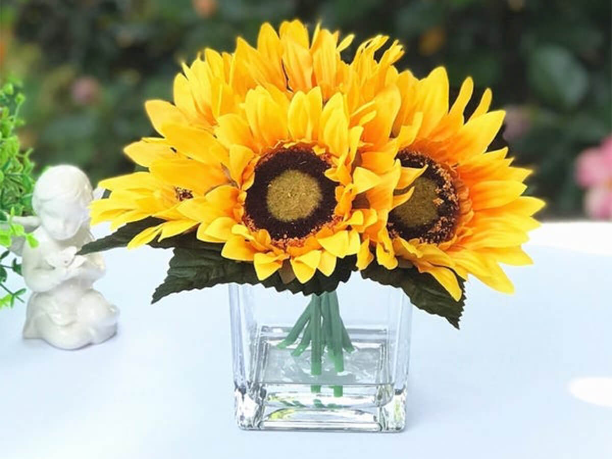 sunflower-wedding-decorations