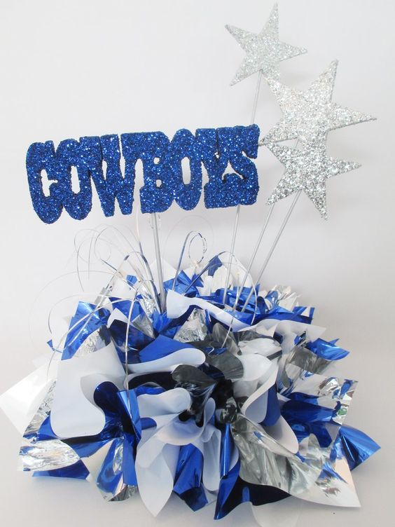 20 Best Dallas Cowboys Party Decorations And Supplies