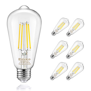 Dimmable Vintage LED Light Bulb