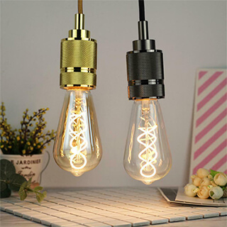LED Filament Lamp for Xmas Home Decor