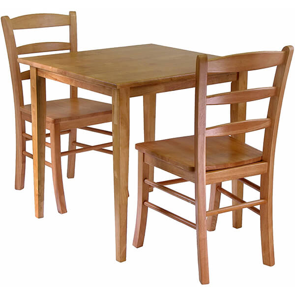 Square Dining Table Set With 4 Chairs