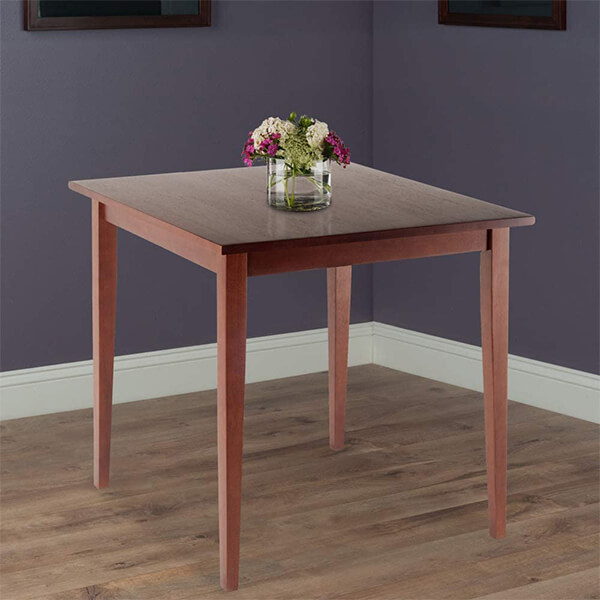 Mango Wood Square Dining Table