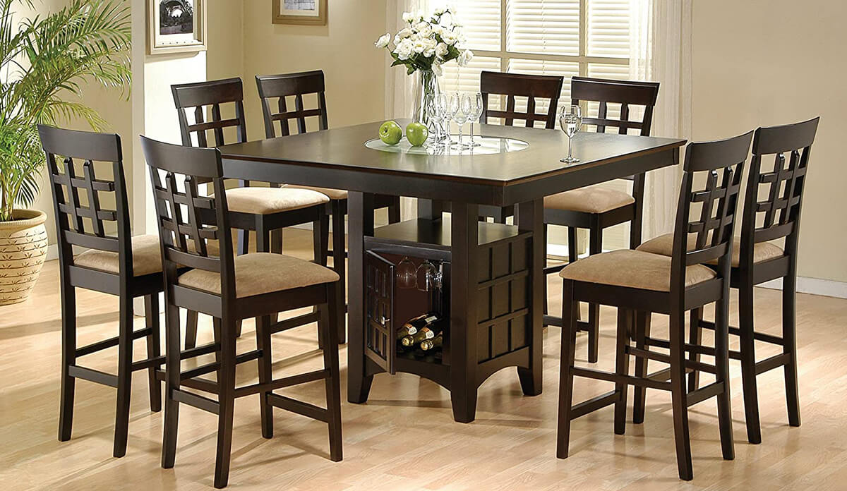 square-wood-dining-tables