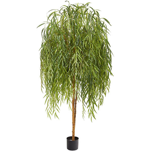 Artificial Weeping Willow Tree (7 ft)