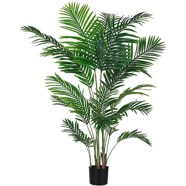 Artificial Outdoor Palm Plant (5 ft. 3 in)