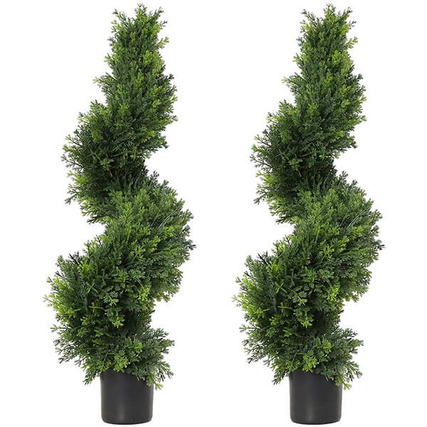 Artificial Cypress Trees