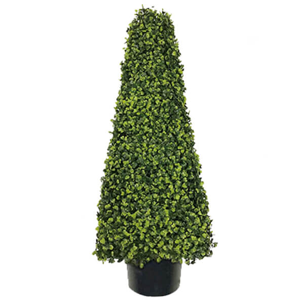 Artificial Tower Topiary Tree (2 ft. 2 in)