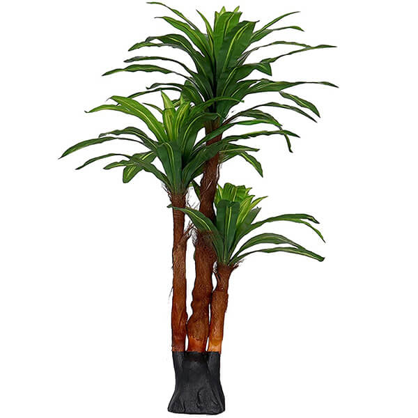 Artificial Dracaena Plant (5 ft. 4 in)