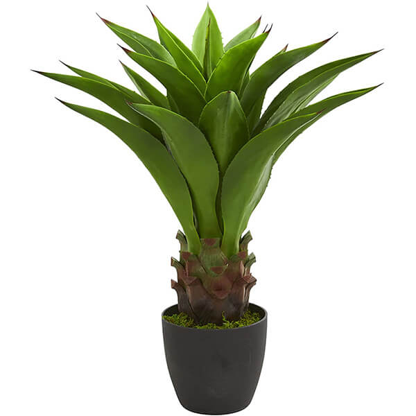 Stunning Look Fake Agave Plant (2 ft. 6 in)