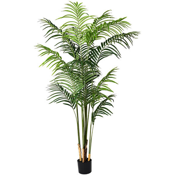 Areca Fake Palm Tree with Detachable Branches (5 ft. 6 in)