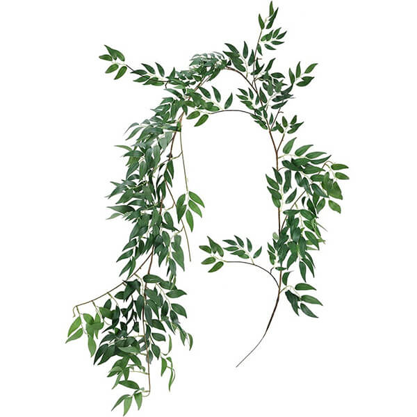 Artificial Silk Willow Vines (5 ft. 8 in)