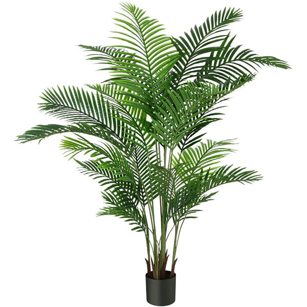 Outdoor Metal Palm Tree (6 ft)