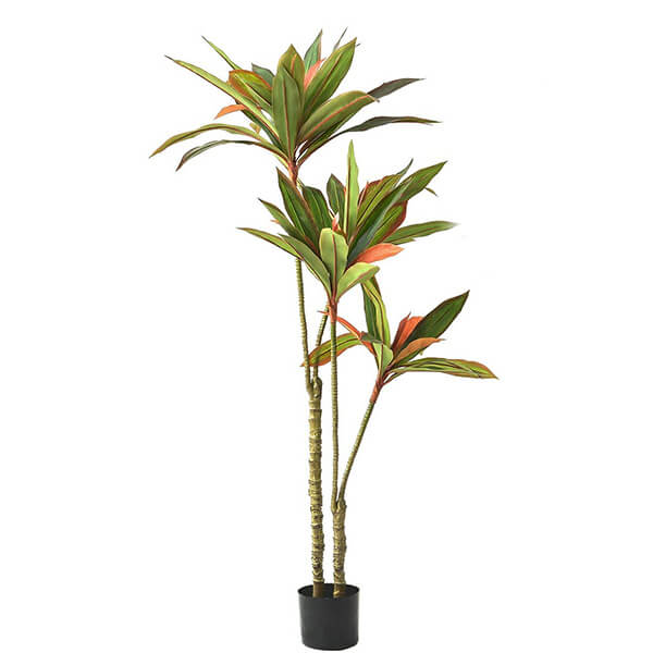 Artificial Dracaena Plant (4 ft. 9 in)