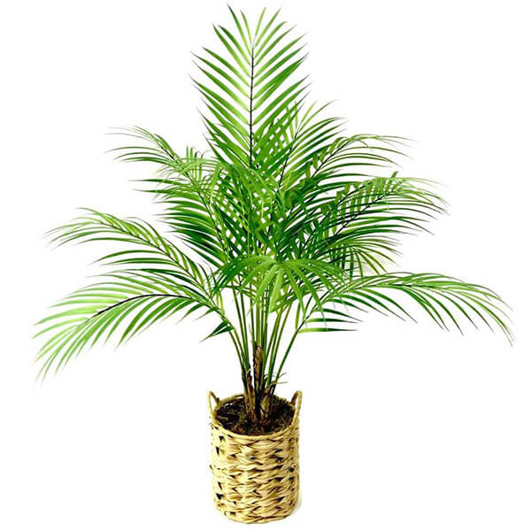 Artificial Palm Plant (2 ft. 4 in)