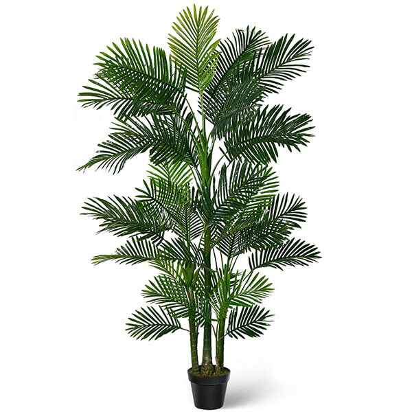 ROHS Certified Artificial Palm Tree for Outside