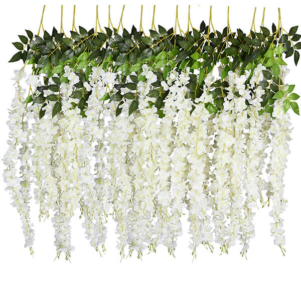 Best Selling Wisteria Garlands at Lowest Prices (6 Pcs)