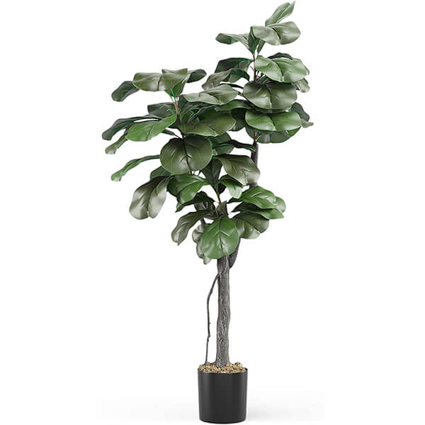 Plastic Artificial Fig Tree (5 ft)