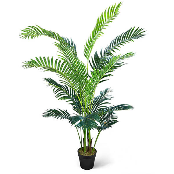 Faux Palm Tree Outdoor (5 ft. 3 in)